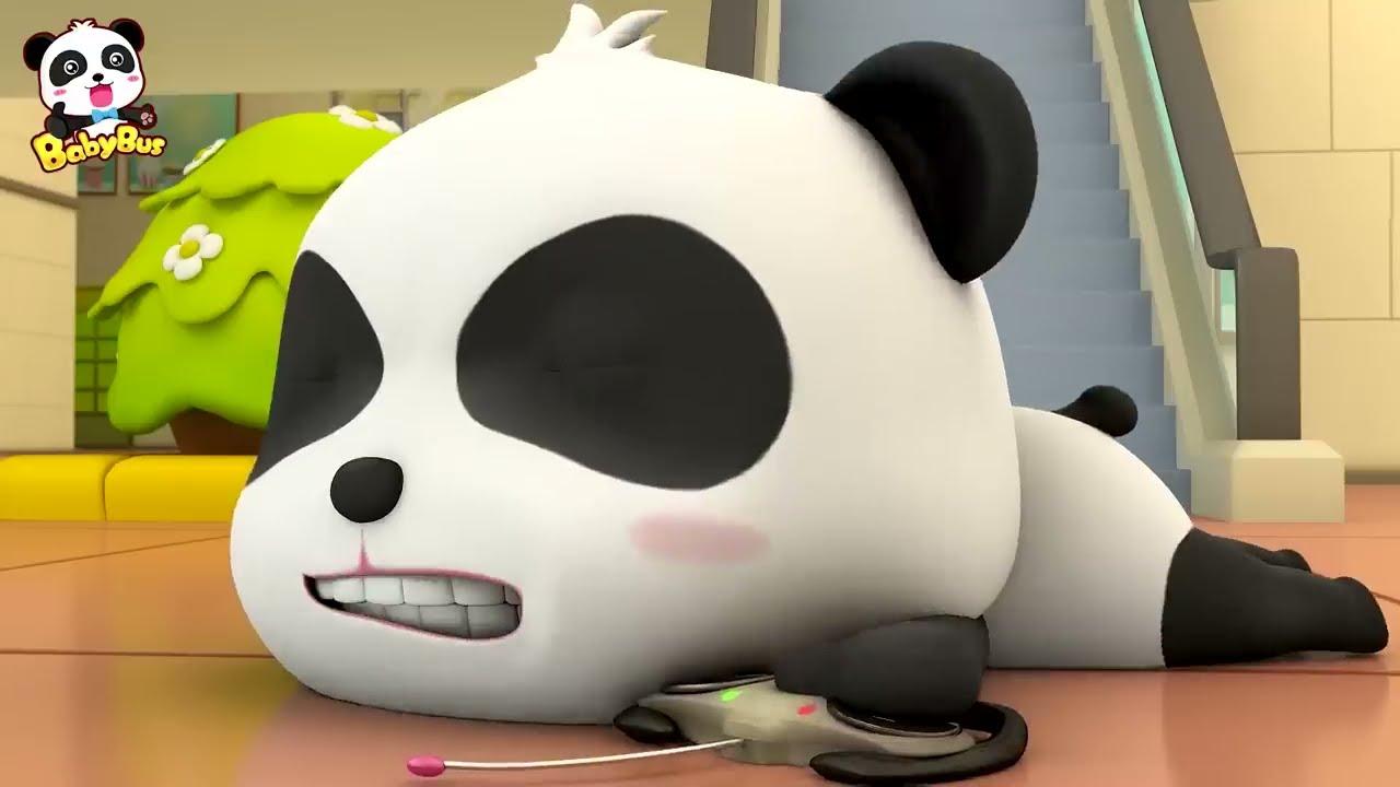 Ninja Sushi's Rescue Mission   Ice Creams. Hamburger Vending Machine. Donuts   Baby Songs   Babybus - Babybus - Nursery Rhymes - TheWikiHow