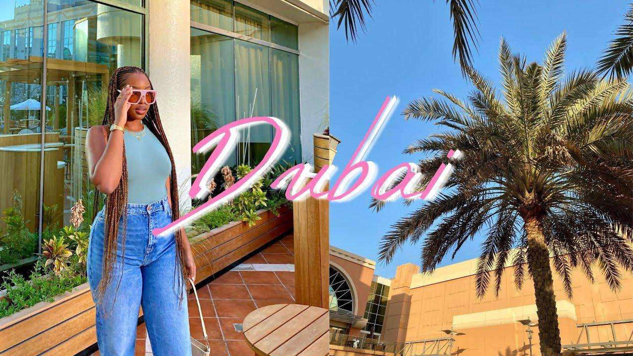 DUBAI VLOG: Airport Scammers + Shopping Haul + Vegan Food + Storytime ✨ | cheymuv