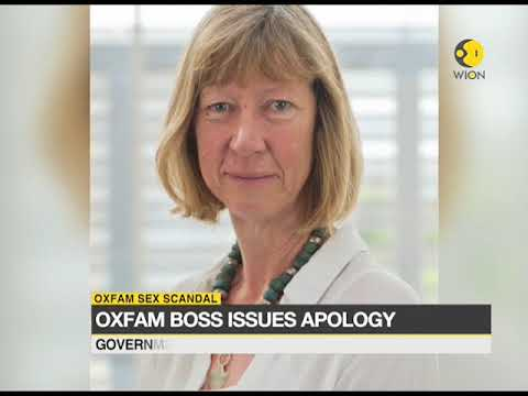 Oxfam sex scandal: Mark Goldring issues apology
