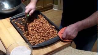 Honey Roasted Blazin' Peanuts Recipe