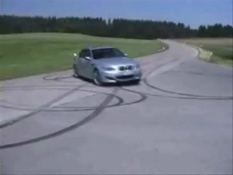 BMW M5 E60 V10 Launch And Drifting