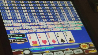 High Limit 100 Hand Play DDB Video Poker