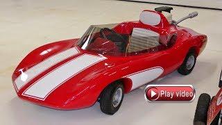 Rupp Chevrolet Monza Corvette Go Kart at
