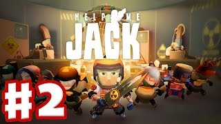 Help Me Jack Save The Dogs Adventure Gameplay #2 - Commander Warrior Jack