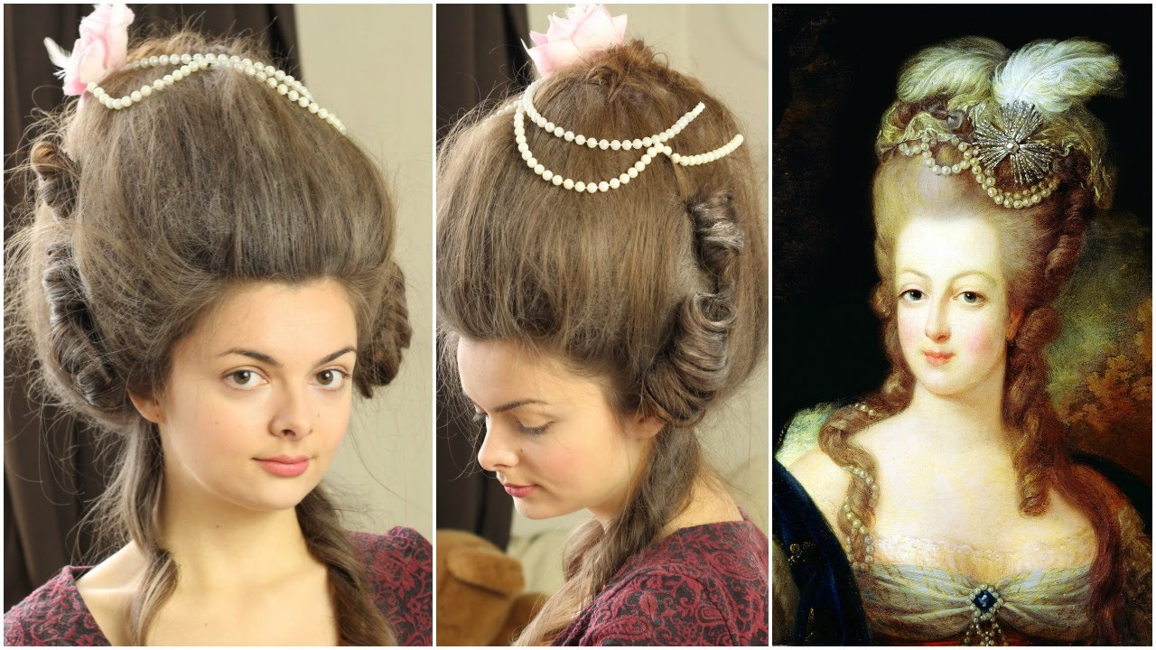 marie antoinette - tutorial | beauty beacons - youtube