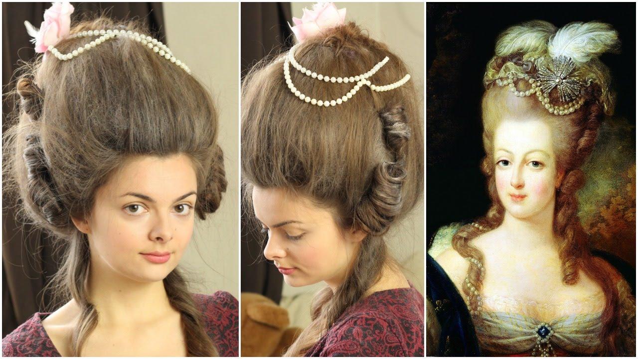 marie antoinette - tutorial | beauty beacons