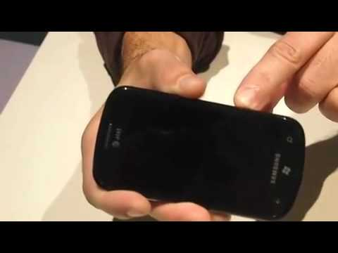HTC 7 Surround Hands On