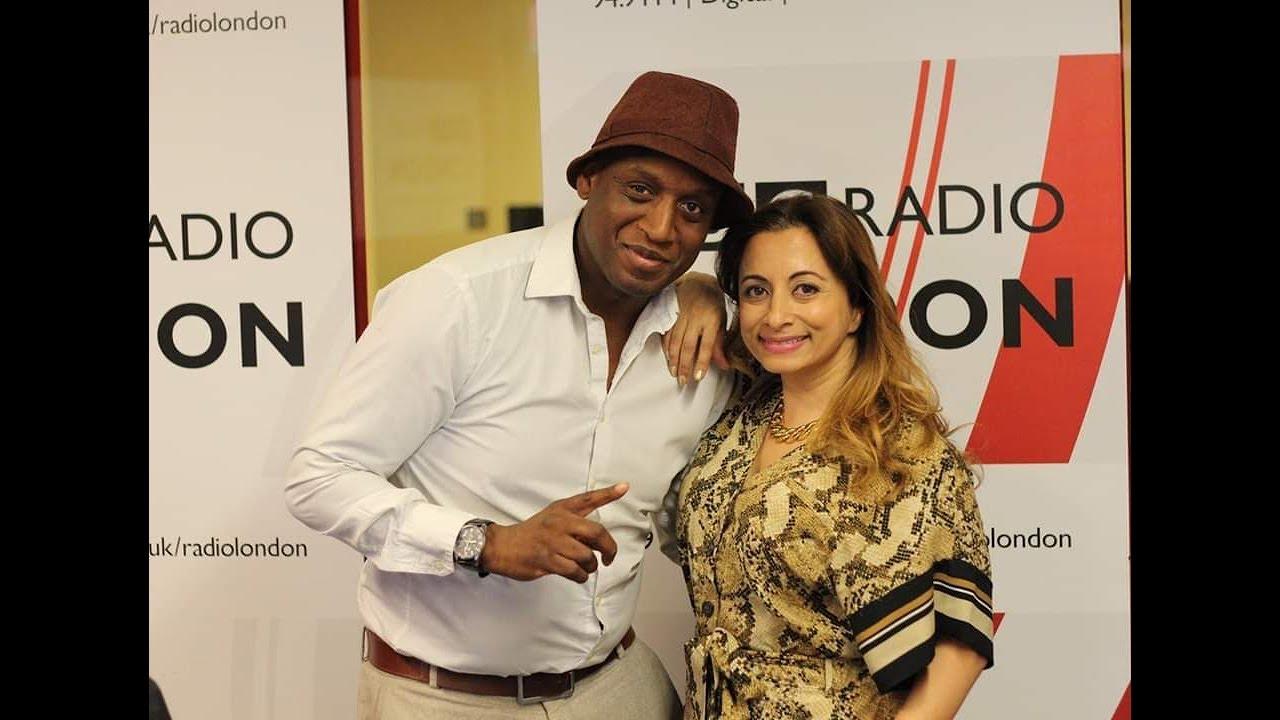 ADRIAN STONE ON BBC  RADIO 1 'THE SCENE' WITH JASMINE DOTIWALA
