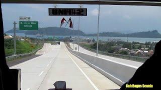 lewat jalan tol baru lintas Sumatra_yg baru diResmikan