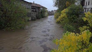 Nubifragio Milano, il Lambro a rischio esondazione