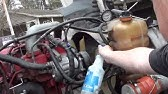 Air condition fixed by driver - YouTube
