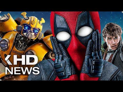 Deadpool 3, Bumblebee 2, Star Wars… KinoCheck News
