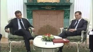 Николя Саркози - 1+1  Yesterday live.