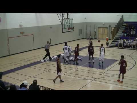 Fairmont Heights vs Pikesville 6 Dec 16 1st Quarter