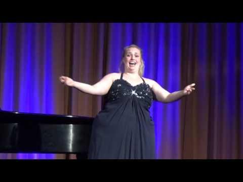 Grace Kinstler - 1st Place, Musical Theatre HS Division