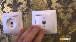 видео На какой высоте вешать телевизор в спальне, на кухне и в гостинной