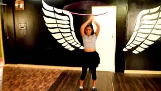 DING DANG HULA HOOP DANCE CHOREOGRAPHY - MUNNA MICHEAL