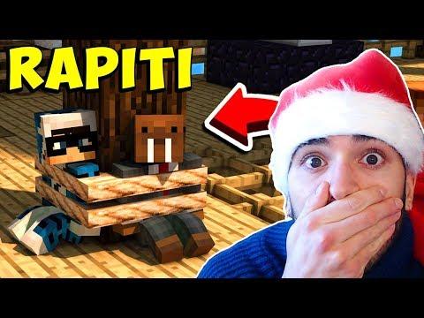 HANNO RAPITO I MIEI AMICI!! - Minecraft ITA