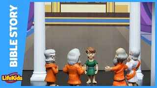 Bible Theater: Luke - Boy Jesus in the Temple - LifeKids.tv