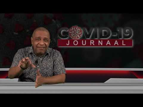 COVID 19 Journaal in het Surinaams