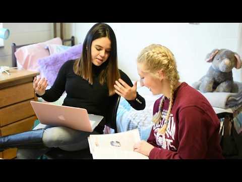 Residence life at Bluffton University