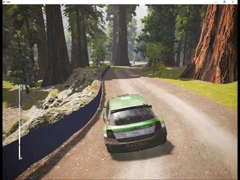 V Rally 4 sequoia park gameplay no commentary |