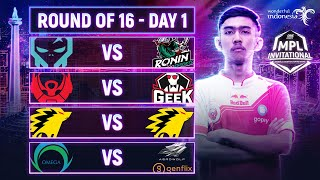 [Tagalog] ONE Esports MPL Invitational Day 1