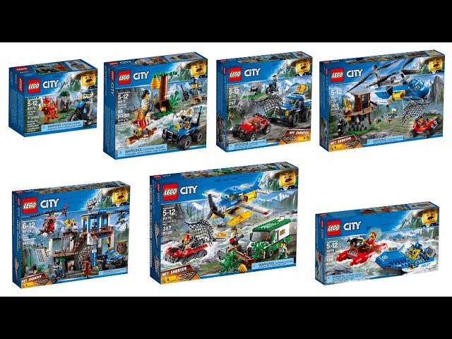 Lego City 2 Robaki Nhltvnet