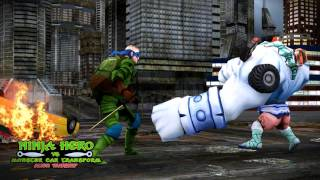 Are you fanatic of ninja superhero games and crazy for ninja super ...