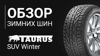ОБЗОР ЗИМНЕЙ ШИНЫ Taurus SUV Winter | REZINA.CC