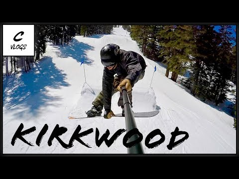 FUN SPRING SHRED at KIRKWOOD 2018