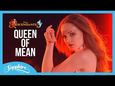 Queen of Mean (From Disney Descendants 3) Sarah Jeffery | Cover by Sapphire