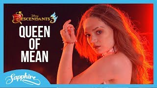 Download lagu Queen of Mean Sarah Jeffery | Cover by Sapphire