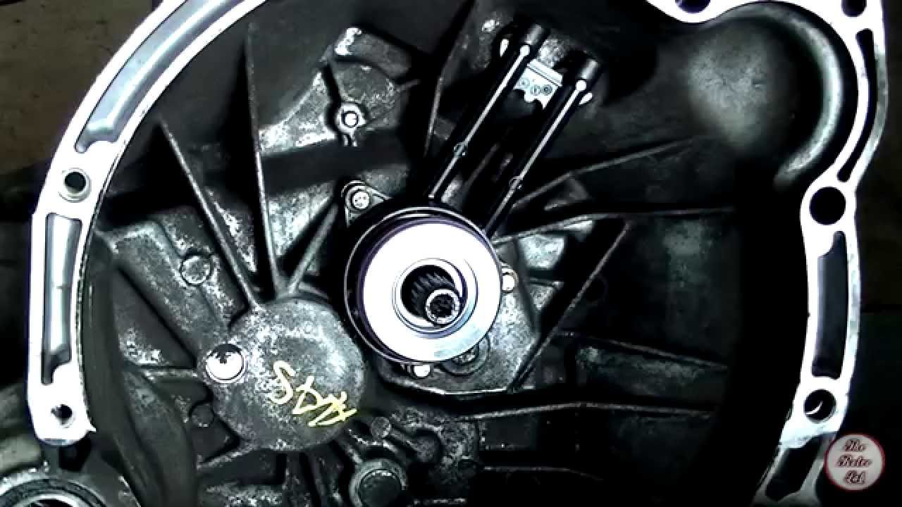 medium resolution of how to change a clutch slave cylinder on a ford fiesta ib5 gearbox youtube