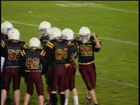 Holland Woods Middle School vs Fort Gratiot Middle School Football October 21, 2014