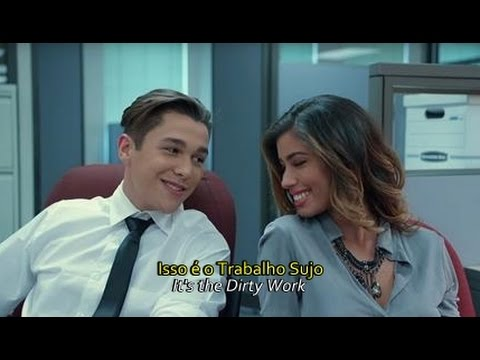 Austin Mahone - Dirty Work (Lyrics) Legendado - Music Video