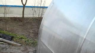 Поликарбонат Теплица 3х2х8 м на фундаменте из бетона(, 2011-12-30T04:07:53.000Z)