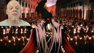 "REACTION VIDEOS | ""Hellsing Ultimate"" Clip - Alucard's Level 0 Release"