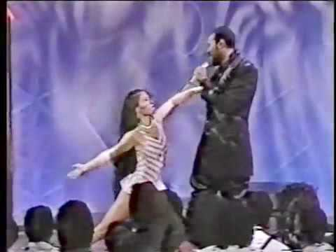 Soul Train 83' - Marvin Gaye with Cheryl Song!