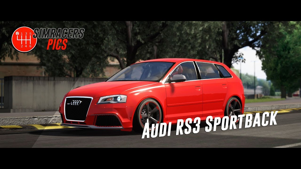 Rs3 Download Audi Rs3 Sportback Assetto Corsa Download Car Gameplay