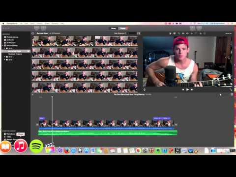 How To Make/Record Cover Songs for Youtube