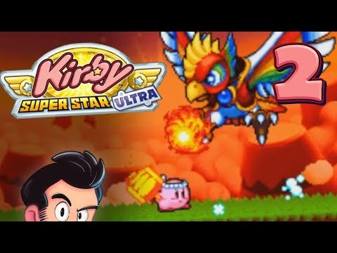 Kirby Super Star Ultra - Bird Fighting 101 - Part 2