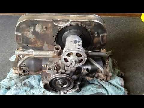 Análise do motor VW Brasilia (01)