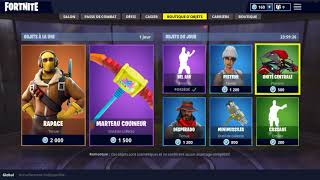 FORTNITE [SKIN: RAPACE] 14-06-2018