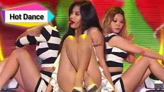 [HOT] HyunA(4minute) - RED, 현아(포미닛) - 빨개요 Show Music Core 20140816
