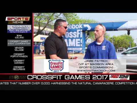 WI57 | The Sports News | The Crossfit Games Edition | Episode 229 | 08-06-17