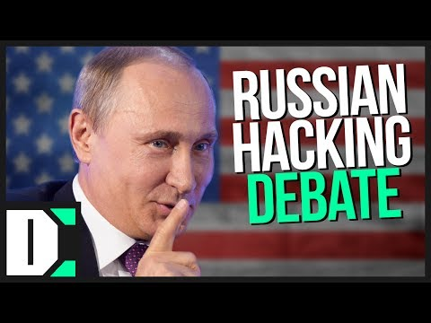 Government Intelligence Agencies and Russian Hacking Discussion with a Fan - Destiny Debates