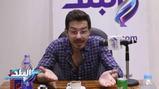 أحمد زاهر لـ 'صدى البلد': 'هروب اضطرارى' ليس فيلما تجاريا.. فيديو