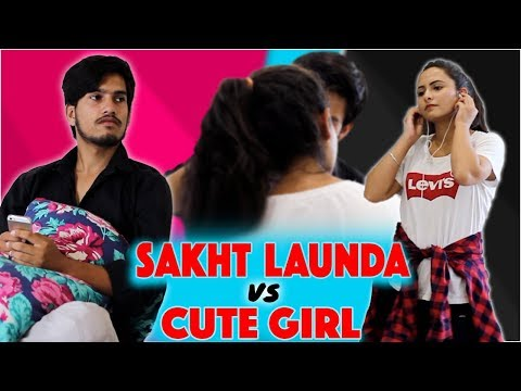 SAKHT LAUNDA Trapped In A Room With CUTE GIRL    Yoofiyaapa