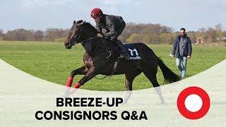 2019 Tattersalls Craven Breeze Up: Consignors Q&A